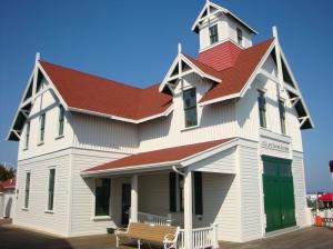 Ocean City Life Saving Station, built in 1891.
