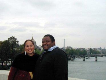 DnElle Paris bridge
